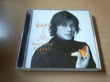 藤木直人CD「WARP」DVD付初回限定盤●