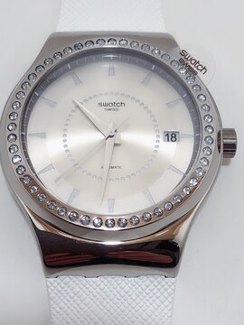 T198 未使用品 swatch システム51 IRONY YIS406 自動巻