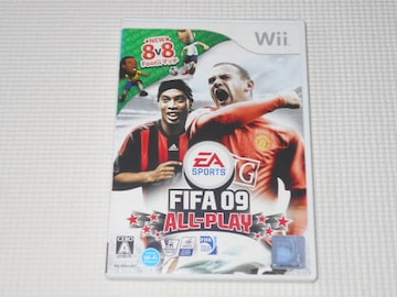 Wii★FIFA 09 ALL-PLAY