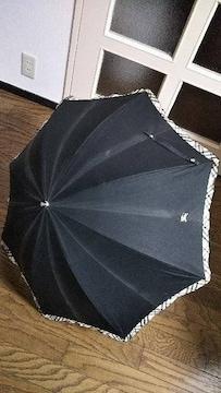 バーバリーBURBERRY★晴雨兼用日傘★中古★正規品