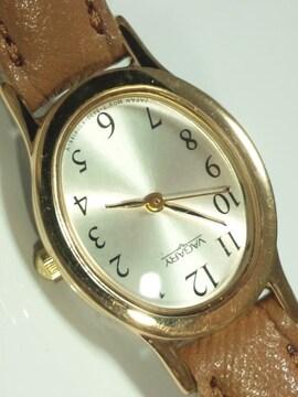12207/シチズンVAGARYバガリー素敵な曲線のオーバル型レディース腕時計