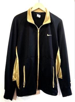 NIKE■トラックジャケット■大きいサイズ■ナイキ■ゴールド■金