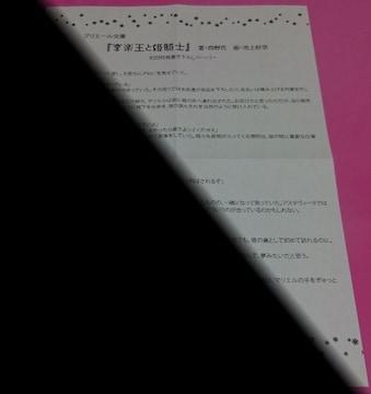 西野花 享楽王と姫騎士 Amazon.co.jp購入特典ペーパー