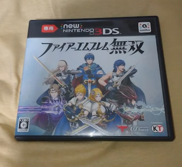 3DSソフト『ファイアーエムブレム無双』