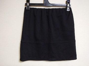 used美品☆[LIPSERVISE]シンプルで、メチャ使える!ストレッチ miniスカート☆