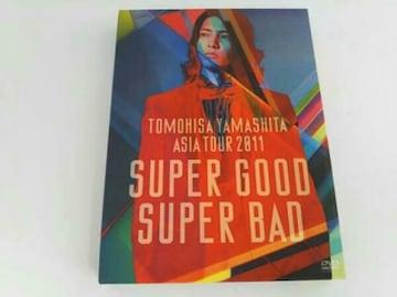 ■DVD『山下智久 アジアツアー 2011 SUPER GOOD SUPER BAD(初回