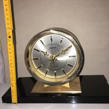 ヴィンテージ  CITIZEN シチズン 非売品 置時計