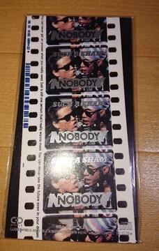 【廃盤新品CDシングル】NOBODY「SUCH A SHAM」☆