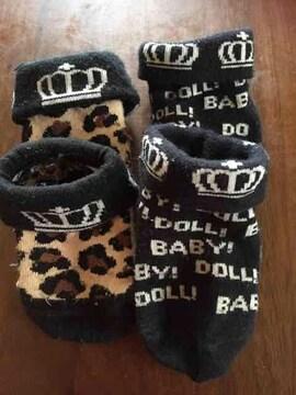 baby dollソックス