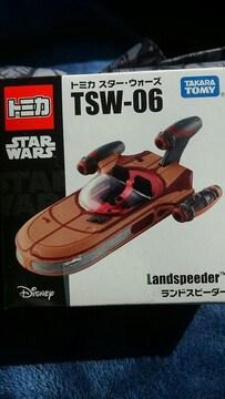 トミカ スターウォーズ TSW-06 ランドスピーダー 未開封 新品 販売終了品