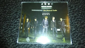 CDソフト 東方神起 The Secret Code