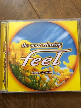 〜the most relaxing〜 feel  peace of mind    輸入盤