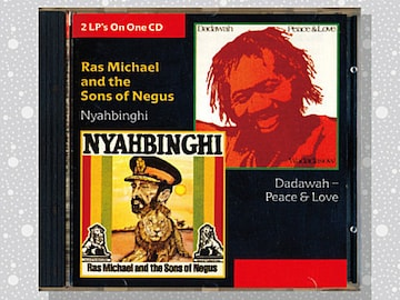ras michael & the sons of negus dadawah peace & love nyabing