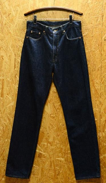 W34 1994年製ビンテージ リーバイス 515-02 毛羽 股下77cm < ブランドの