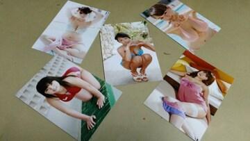 ★篠崎愛★ L判フォト写真(生写真)10枚セット。