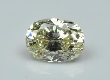 【中央宝石研究所】天然ダイヤモンド 大粒 1.151ct ルース 裸石