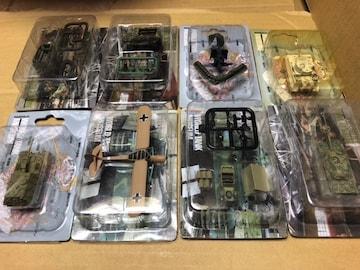 タカラ WTM アメリカ軍・ドイツ軍 8台セット