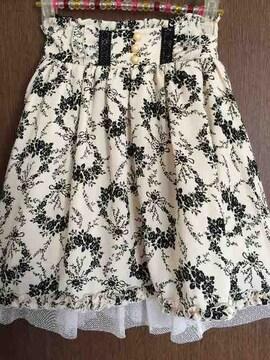 花柄スカート/アクシーズノスタルジー  axes