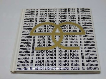 KinKi Kids/E album