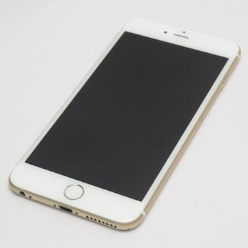 ●安心保証●美品●au iPhone6 PLUS 64GB ゴールド●白ロム