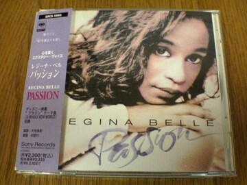 レジーナ・ベルCD Passion アラジン主題歌