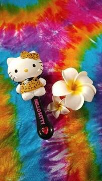 Hello Kitty◆キティちゃん◆ダイカット★ヘアブラシ★櫛