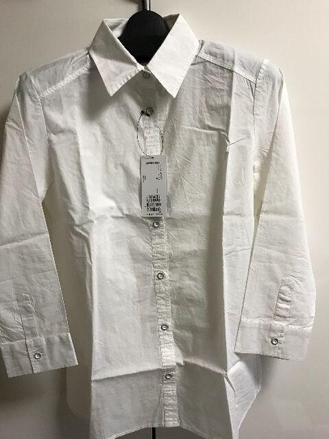 VICKY・ビッキー・白シャツ・新品  < ブランドの