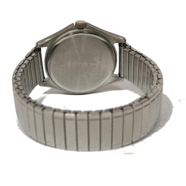 良品【980円〜】SCRIPT フリーアジャスト 無骨なメンズ腕時計 < 男性アクセサリー/時計の