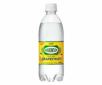送料無料 48本 グレープフルーツ ウィルキンソン タンサン 炭酸
