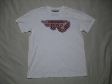 05 男 ラルフローレン 白 半袖Tシャツ L
