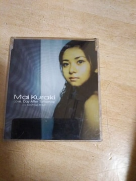 ★【CD】 Mai Kuraki Love.Day After Tomorrow 倉木麻衣★