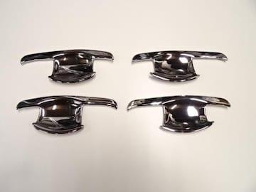 クロームメッキドアハンドルカバー ジープチェロキー KL系 皿