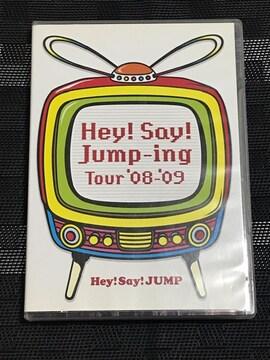 【DVD】Hey!Say!Jump-ing Tour'08-'09/Hey!Say!JUMP