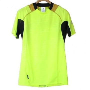 新品◆送料無料◆adidas黄色姿勢制御プラクティスT(O)(XL)