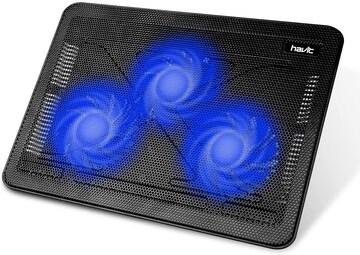 ノートパソコン PC用 冷却パッド 冷却台 冷却ファン