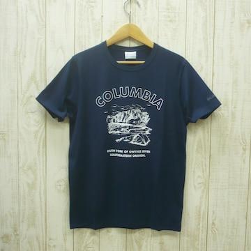 即決☆コロンビア特価オレゴンTシャツ NV/XL 半袖 新品