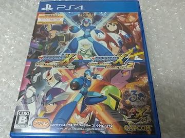PS4 ロックマンX アニバーサリー コレクション 1+2