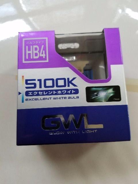 ☆ミラリード HB4 GWLエクセレトホワイト 5100k☆ < 自動車/バイク