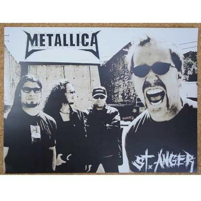 新品【ポスター】Metallica/メタリカ St. Anger  < ホビーの