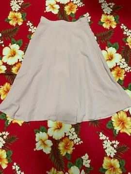 ジルスチュアート☆綺麗なモスピンクスカート☆フリーサイズ☆