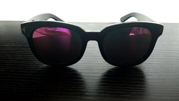 トムフォードミラーレンズサングラス 新品 送料350円!メガネ眼鏡レイバングッチクロム