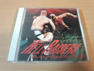 CD「ヘルレイザーズ〜新日本プロレス最新テーマ曲集'93」●