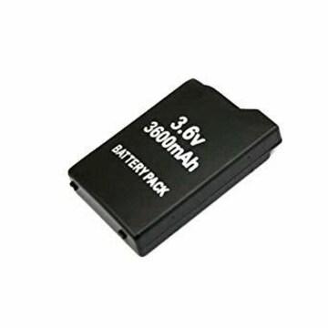 PSP1000 大容量バッテリー 3600mAh 電池 c
