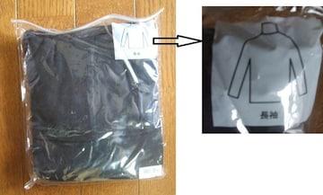 .新品女性用長袖タートルネック 黒色 Mサイズ