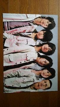 KAT-TUNの非売品?ポスター♪