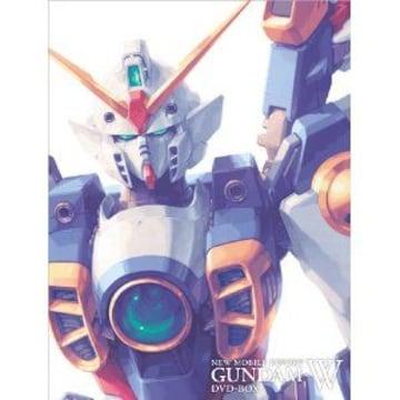 ■DVD『新機動戦記ガンダムW DVD-BOX』