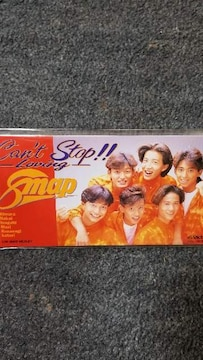 【新品】SMAP/Can't Stop!!—Loving—