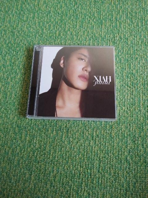 ☆XIAH☆XIAH junsu★CD+DVD♪  < タレントグッズの