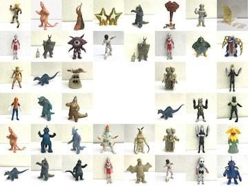 フィギュア ウルトラシリーズ 怪獣43体セット まとめて 大量出品
