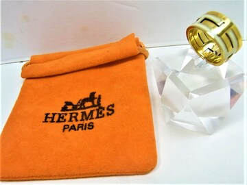 エルメス HERMES ムーブアッシュ リング サイズ #52